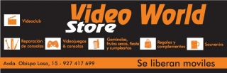 VIDEO WORLD STORE